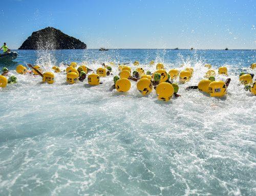 Swimtheisland Bergeggi, che attesa in Liguria!